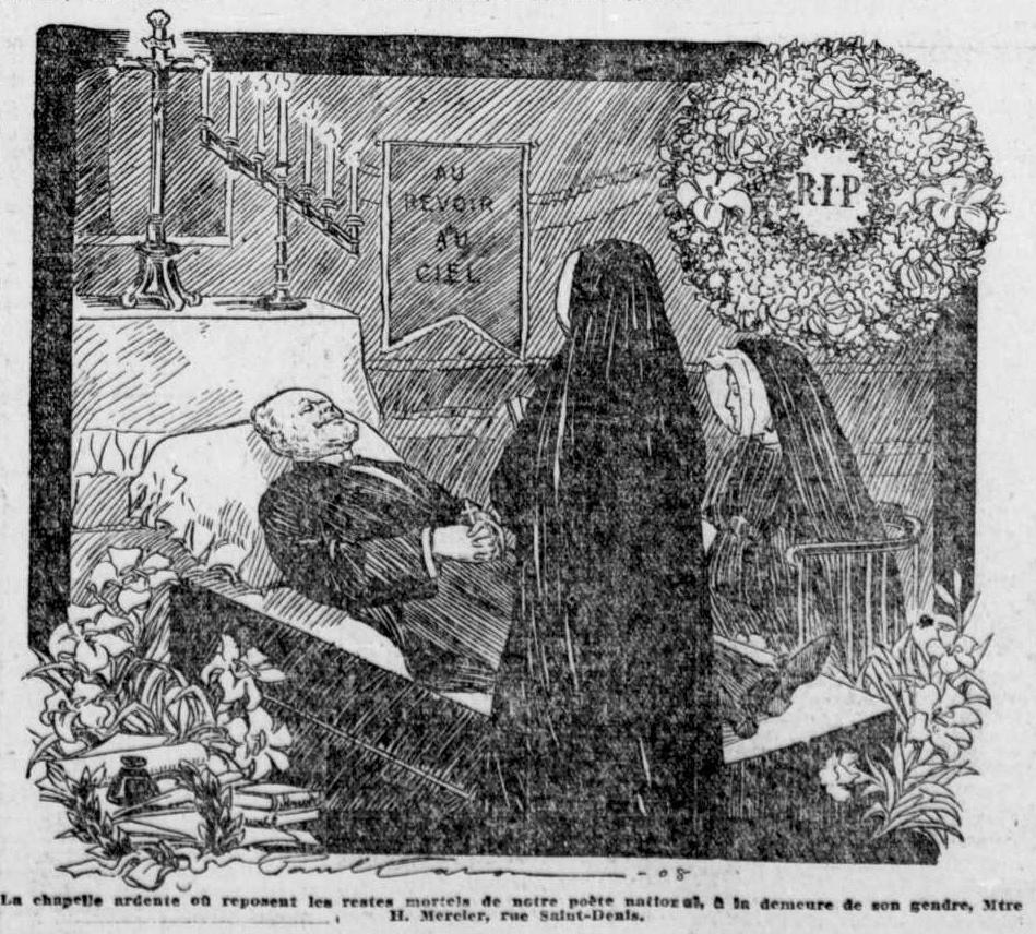 La Presse, mardi 2 juin 1908.